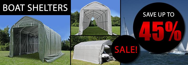 Contact us  sc 1 st  Dancovershop & Boat Shelters - Dancovershop UK