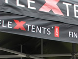 FleXtents Gazebo Banners