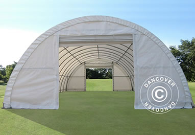Arched tents