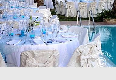 Chair & table covers