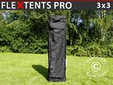 FleXtents PRO Bæretaske 3x3m, Sort
