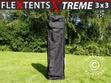 Sac de transport, Flextents Xtreme 60 3x3m, Noir