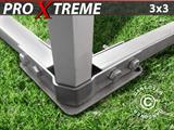 FleXtents PRO Ground bar Xtreme 50 3x3 m