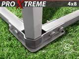 FleXtents PRO Xtreme 50 Ground bar 4x8 m