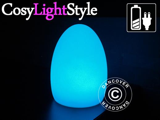 LED Egg Light, Multifunction, Multicolour