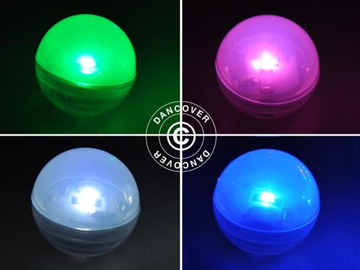 Party light, Fairy Berry, LED Mixed colours, 48 pcs.