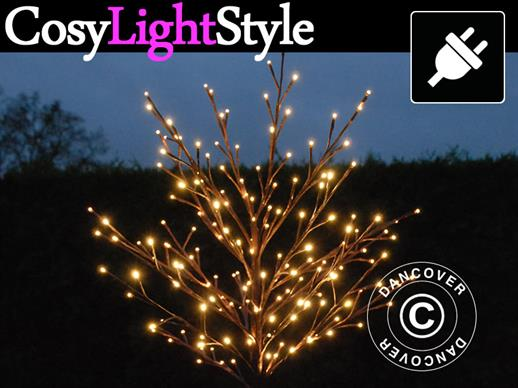 LED Twig Tree, 1.5 m, warm white, 180 LED