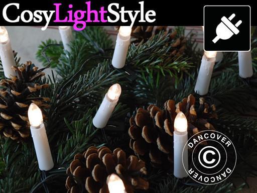 Christmas Tree Lights 5 M 20 Led