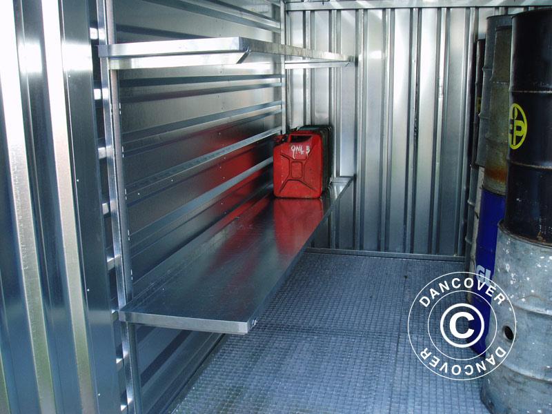 Dancover Hyldeholder til container 1 stk.