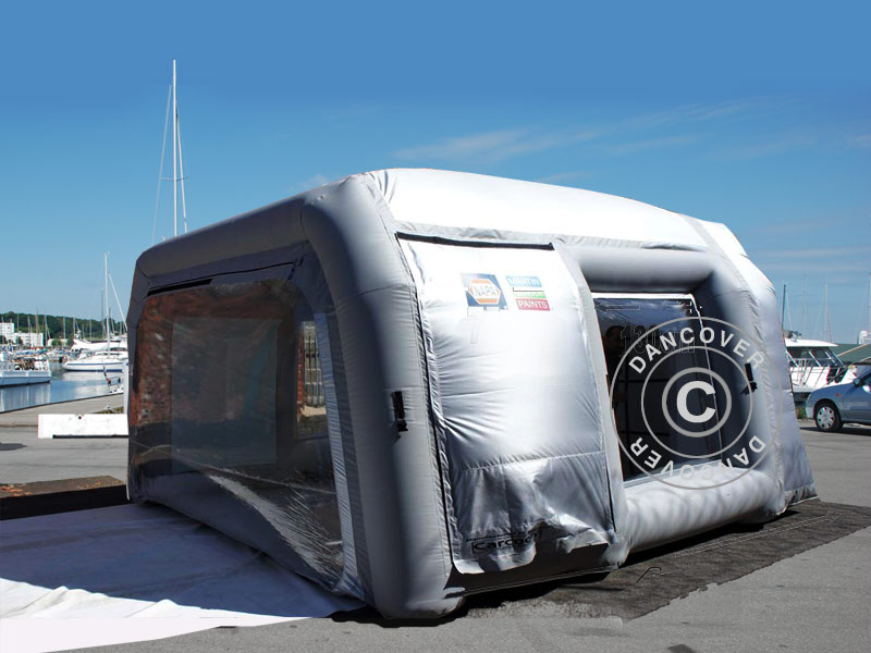 carcoon 4x4 4x2m garage portable dancovershop fr. Black Bedroom Furniture Sets. Home Design Ideas