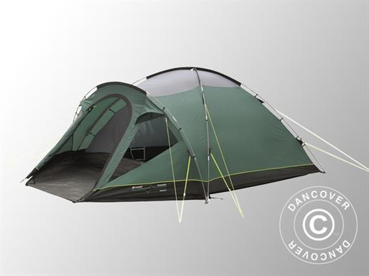 Camping tent Outwell, Cloud 4, 4 pers., Green/Grey