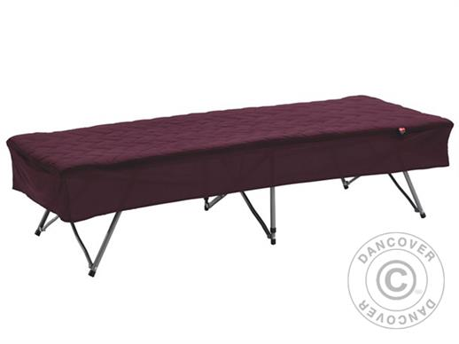 Camping bed Outwell, Centuple, single, Claret Red