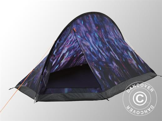 Camping tent Easy Camp, Image People, 2 persons, Multi coloured