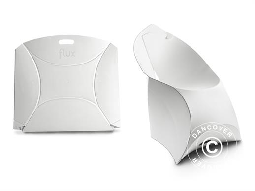 Flux Chair, White