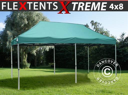 Quick up telt FleXtents Xtreme 4x8m Quick up telt for salg