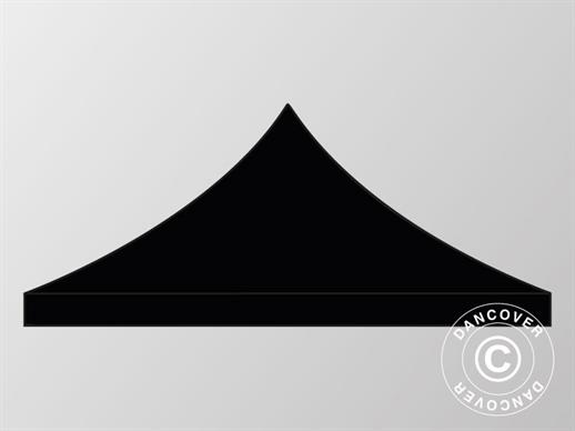 Roof cover for Pop up gazebo FleXtents 4x6 m, Black