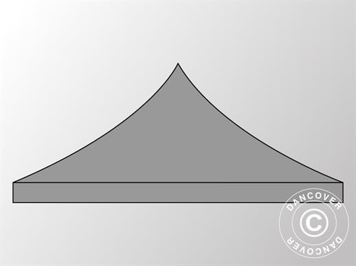 Roof cover for Pop up gazebo FleXtents PRO 4x6 m, Grey