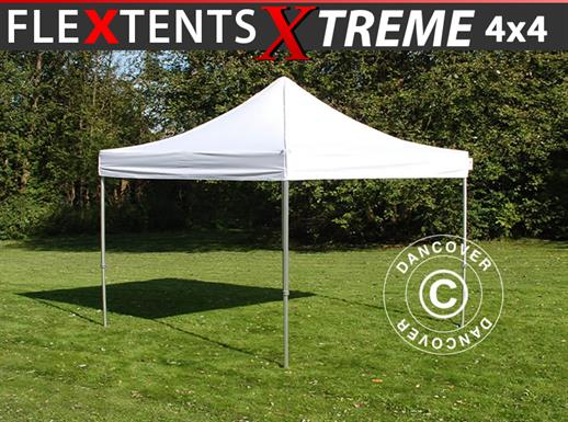 Quick-up telt FleXtents Xtreme 50 4x4m Hvit