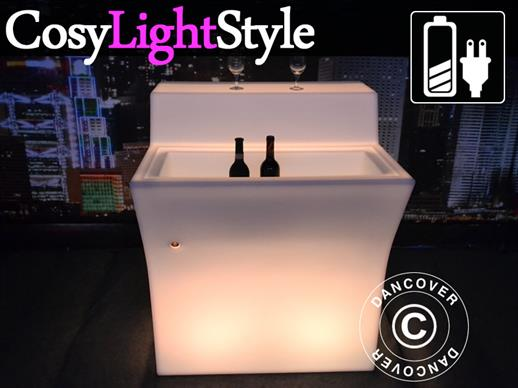 LED Bar, Middle table