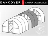 Extension for greenhouse polycarbonate TITAN Arch 60, 6 m², 3x2 m, Silver