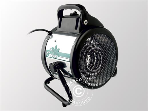 Greenhouse Heater, Palma Basic, Manual, 2000W