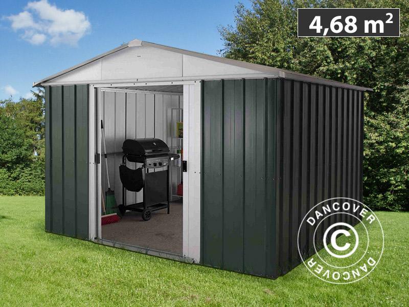 Ekstra Køb haveskur online. Køb kvalitets haveskur her, metalhaveskure YB43