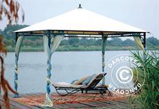 gazebo pavillon de jardin gazebo aliseo dancovershop be. Black Bedroom Furniture Sets. Home Design Ideas