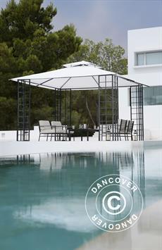 pavillon gartenpavillon pavillon toscana dancovershop de. Black Bedroom Furniture Sets. Home Design Ideas