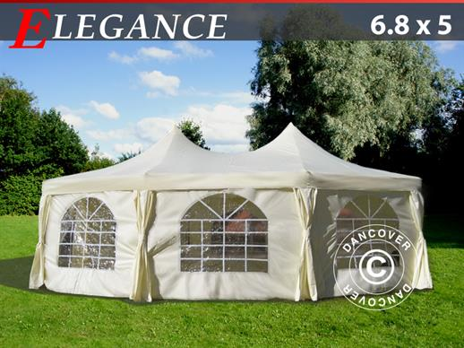Marquee 6.8x5 m