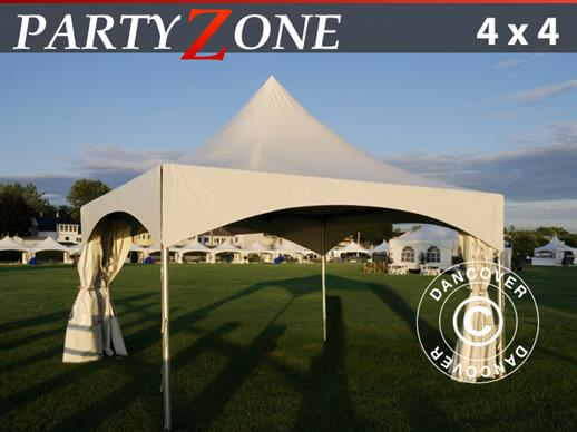 Pagoda Marquee 4x4 m