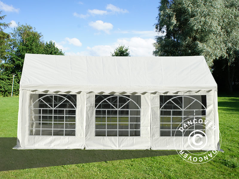 Marquee 5x6 m PVC or PE Garden Party Tent 5m x 6m Gazebo Wedding Marquees Canopy  eBay