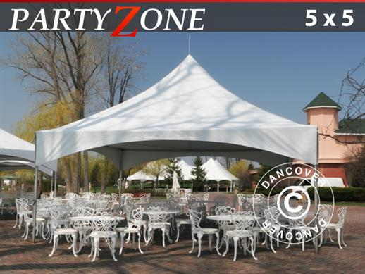 Partytent Partyzone 5x5 m