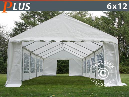 Partytält PLUS 6x12m PE