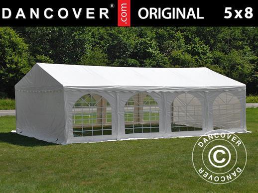 Tente de réception Original 5x8 m. Tente de réception PVC. Achat de ...