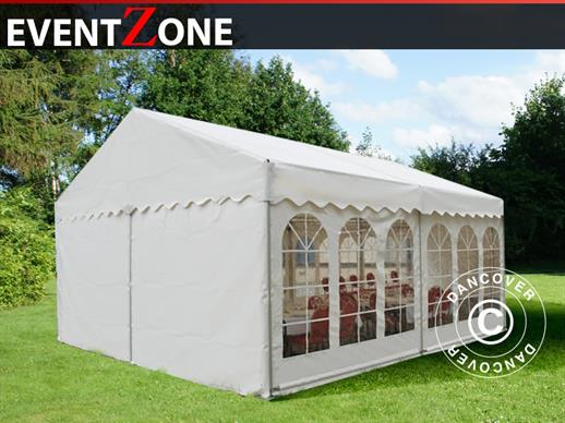 Professional Marquee 6x6 m