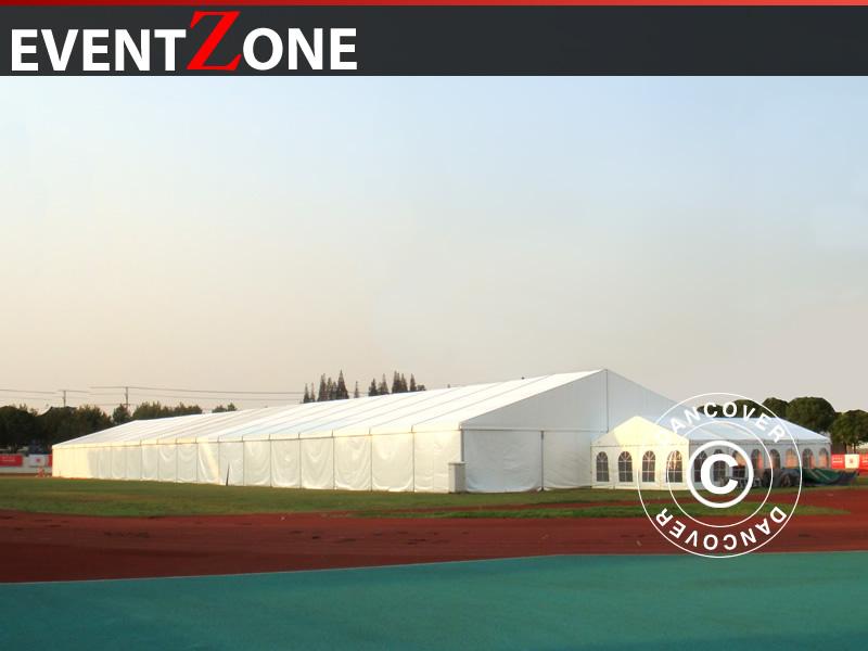 Partyzelt Professional EventZone 25x25m PVC. Partyzelt PVC kaufen ...