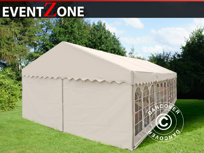 Partyzelt Professional EventZone 6x15m PVC. Partyzelt PVC kaufen ...