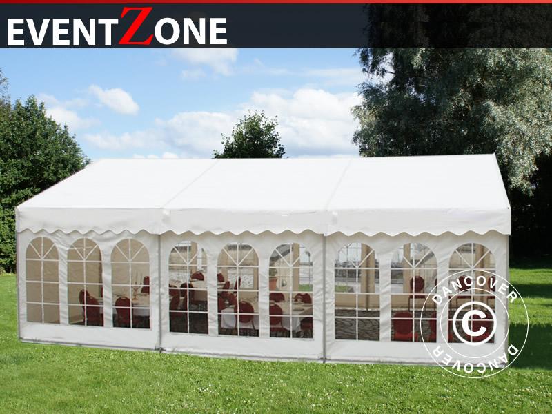 Partyzelt Professional EventZone 6x9m PVC. Partyzelt PVC kaufen ...
