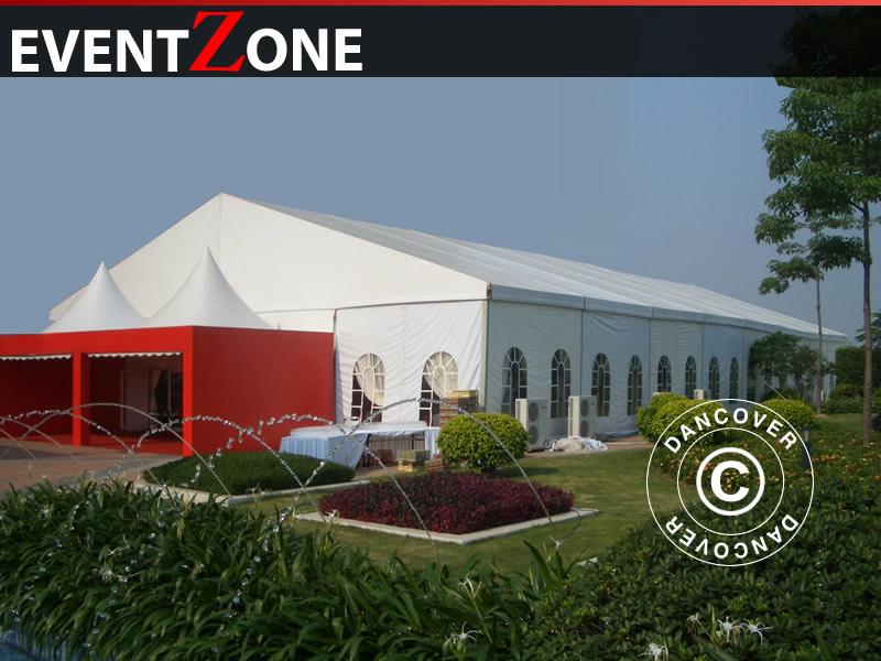 Partyzelt Professional EventZone 15x15m PVC. Partyzelt PVC kaufen ...