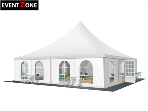 Tente Pagode PRO + 10x10m EventZone
