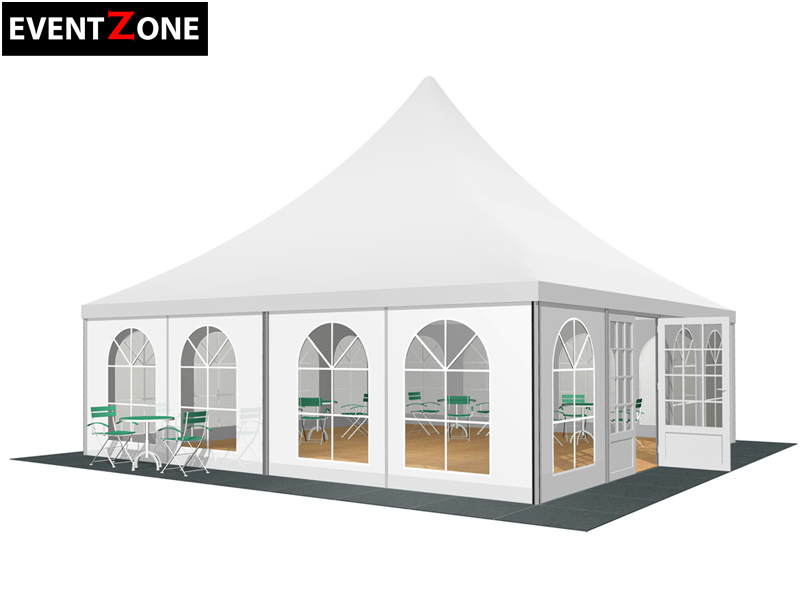 Pagoda tent PRO + 8x8 m EventZone  sc 1 st  Dancovershop & Pagoda Tent EventZone PRO + 8x8 m PVC. Pagoda marquee for sale ...
