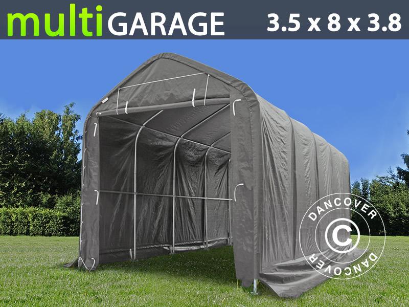 tente de stockage 4 x 10 x 3 5 x 4 5 vente de abris de stockage vente de tentes abris. Black Bedroom Furniture Sets. Home Design Ideas