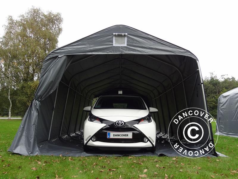 Garage Tent Cover : Portable garage storage shelter tent carport shed car