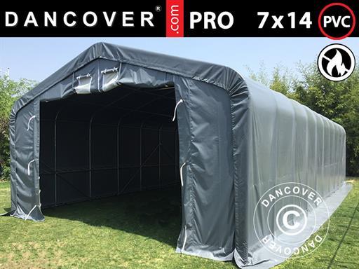 Lagertelt PRO. Lagertelt PRO 7x14x3,8m PVC til salg. Kjøp