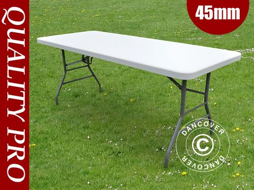 Banquet table PRO 182x74x74 cm, Light grey (1 pcs.)