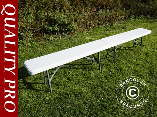 Folding bench 242x28x43 cm (1 pcs.)