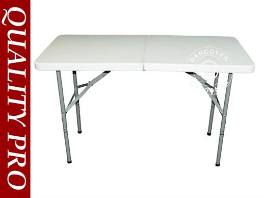 Folding Table 150x72x74 cm, Light grey (25 pcs.)