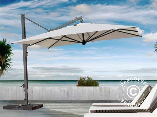 Freiarm Sonnenschirm Galileo Maxi 4x4m Ekru Dancovershop De