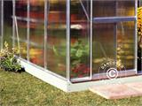 Greenhouse base for Halls Popular 1,93x3,19x1,95 m 6,2m² - 3
