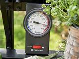 Juliana Min-Max thermometer without mercury, Black - 1